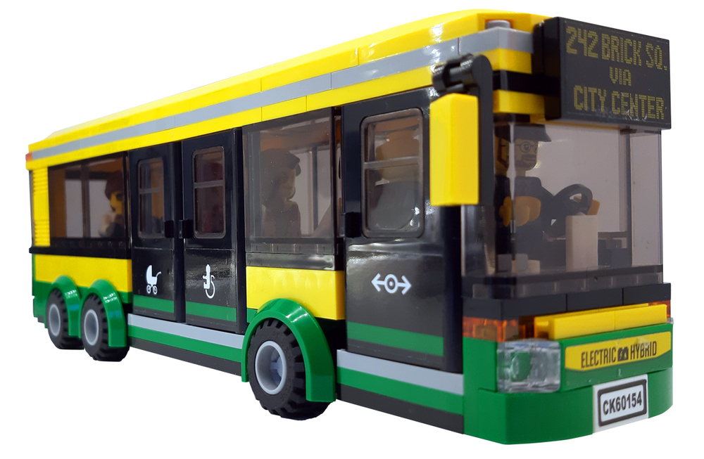 LEGO BUS Speelamt