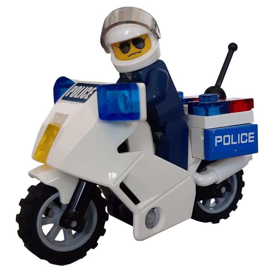 Passende ondergrond voor uw LEGO City sets