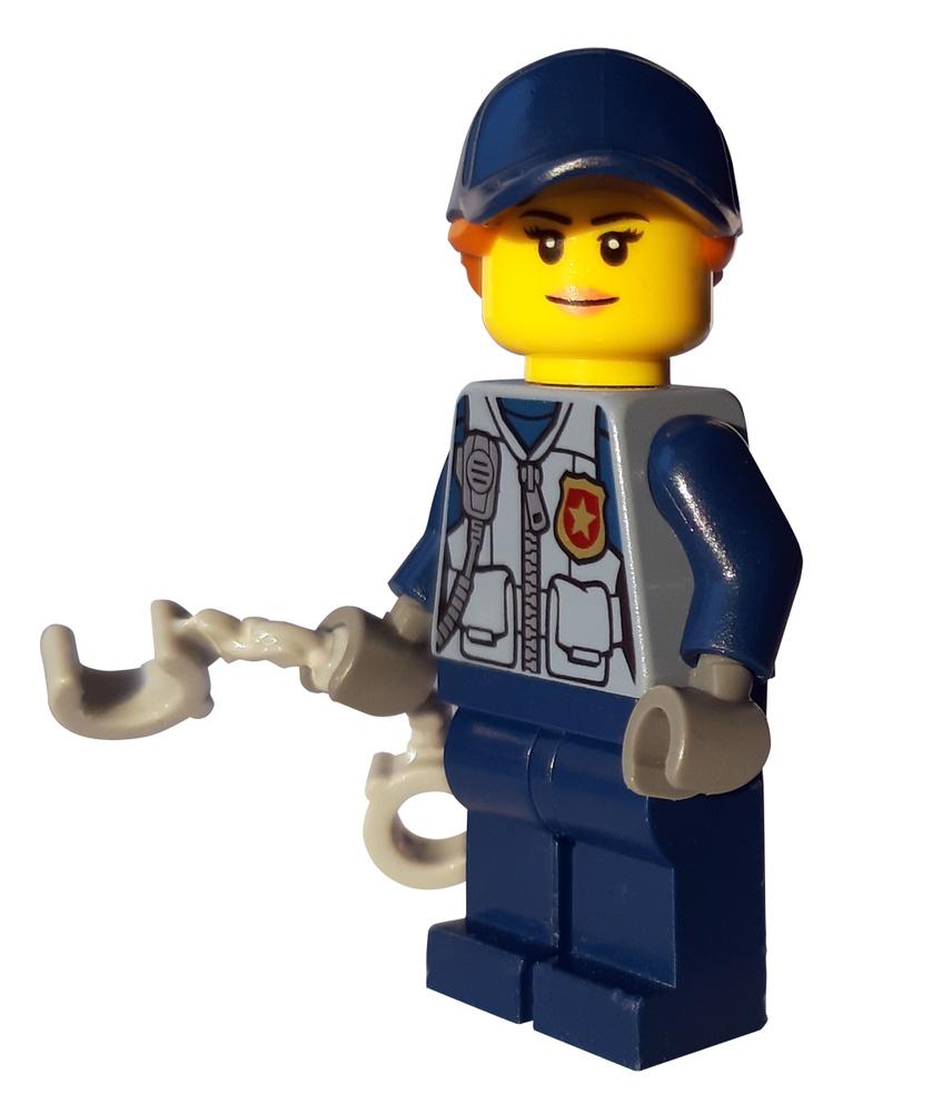 LEGO Politie - Speelmat