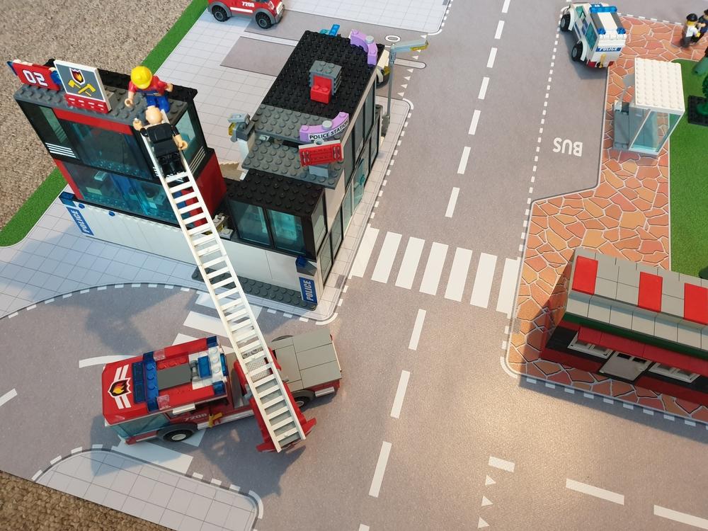 speelmat brandweer