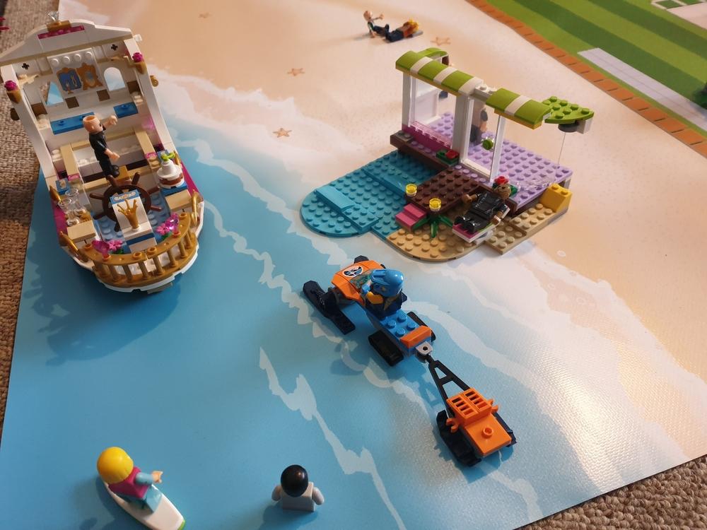 speelmat zee