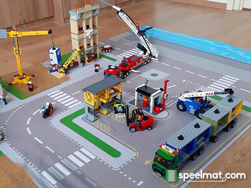 13822191 - Musthave! Speelmat voor LEGO sets, een ideaal cadeau & WIN