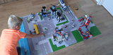 Speelmat voor LEGO City_