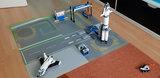 Speelmat voor LEGO space Mars 60226 60227 60228 60229