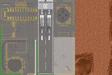 Speelmat voor LEGO space Mars SMVLC030
