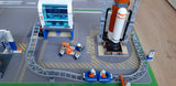 Speelmat voor LEGO 60225 60226
