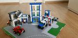 60246 Politie bureau op een speelmat