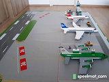 Vliegveld voor LEGO