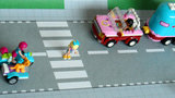 Speelmat LEGO Friends Heartlake CityLEGO Friends Heartlake City Speelmat