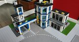 Speelmat voor Lego voor o.a. sets 60141 en 60110_