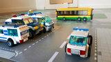 Speelmat Beste LEGO City ondergrond