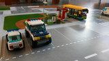 Speelmat ondergrond voor LEGO City