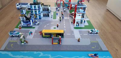 Speelmat voor LEGO City nr.13