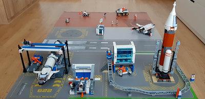 Speelmat voor LEGO City Space nr.30